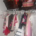 My Daughter's Wardrobe, Closet and Toys – Project: Simplify
