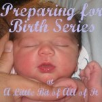 Preparing for Birth: Birth Resources