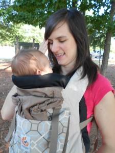 Organic Ergo - Jude, 2 months old