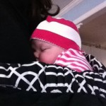 Babywearing Mama Profile – Danielle