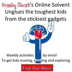 Freaky Rivet Activities for Kids