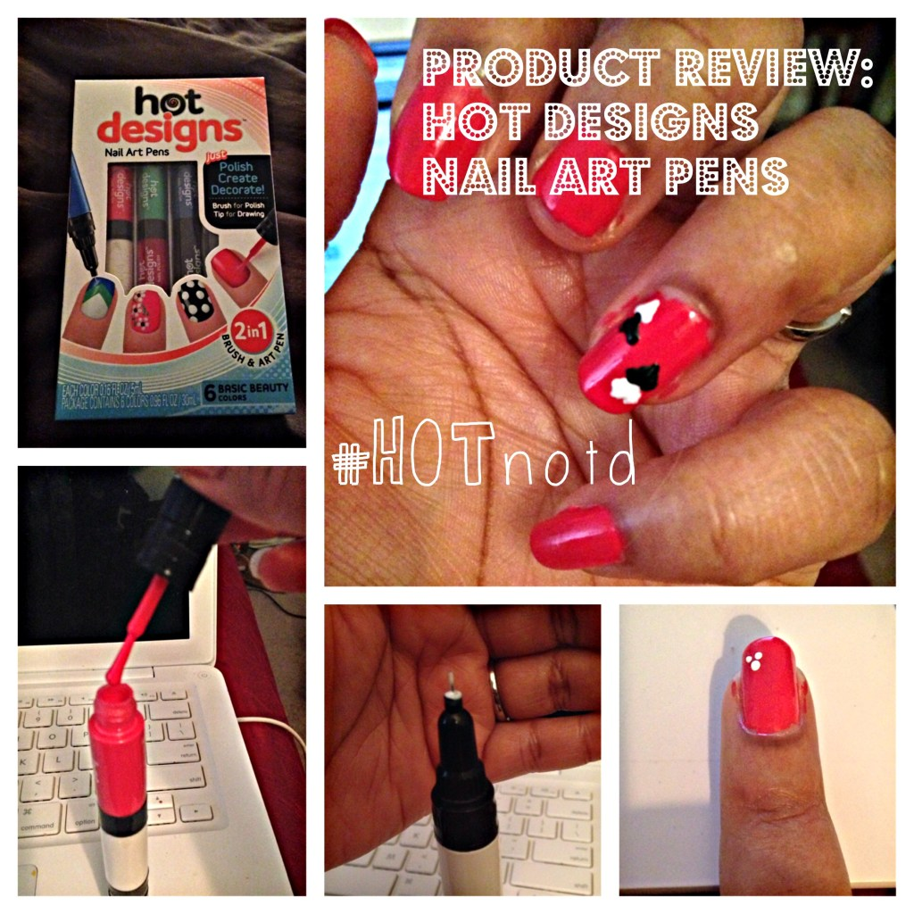 Hot Nail Designs: Nail Product Review: Hot Designs Nail Art Pens