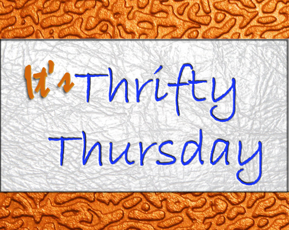 Thrifty Thursday, Post, Naturally Stellar, Series, Thrift, Shopping, Haul, Fashionblogger