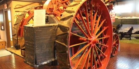 Steam Engine | Tennessee Agricultural Museum - Summer Saturdays | Naturally Stellar