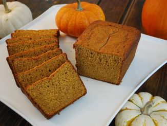 Pumpkin Bread--