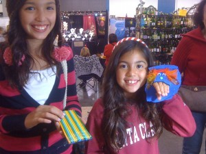 Nature of Art For KIds, Official KIDS ZONE SPONSOR HOLIDAY SHOPPING CALIFORNIA