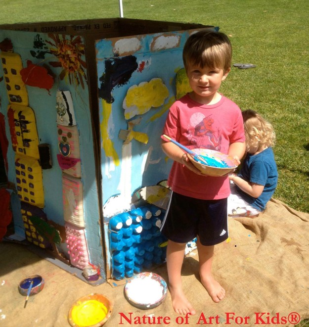 Kids Painting Art Book, Amazon Author