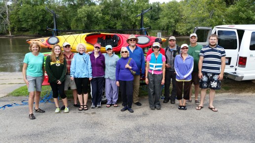 Paddle Trip – Rock River Fur Traders Run – Beloit to Macktown @ Nature At The Confluence |  |  |