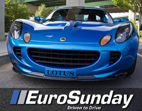 Euro Sunday with Blue Lotus