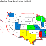 U.S. Intrastate Equity Crowdfunding Exemptions: 5 State Bills Adopted and 16 Pending