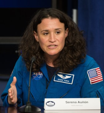 The first Cuban-American with NASA to be sent to space was selected from a pool of about 3500 candidates. Photo courtesy Wikipedia Commons.