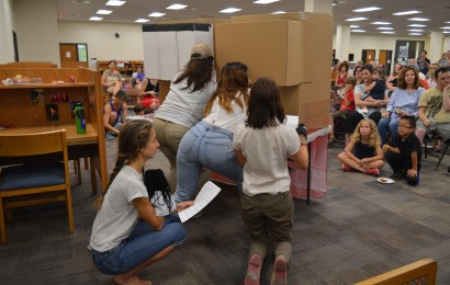 Bilingual Cubano-American tutorial finishes with a 'Big Fiesta'