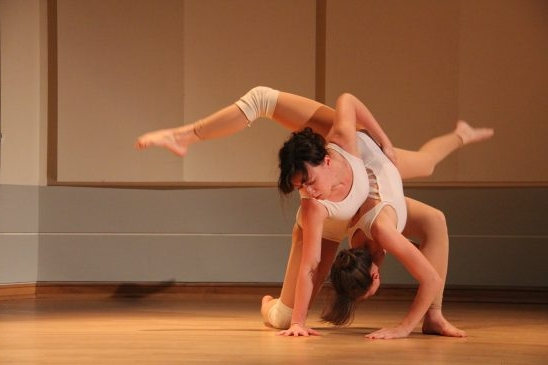 A night of plies and hoorays: Dance Collective