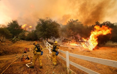 California wildfires threaten more than just communities