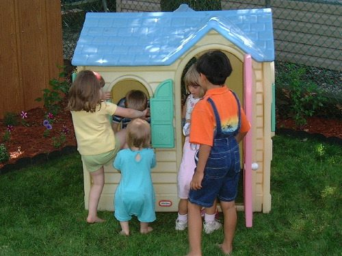 teach children about buying a home