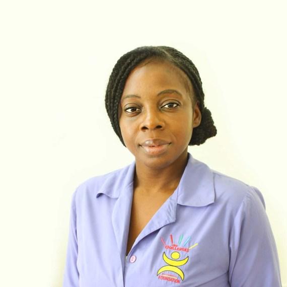 NCF Staff Mystica Hassell