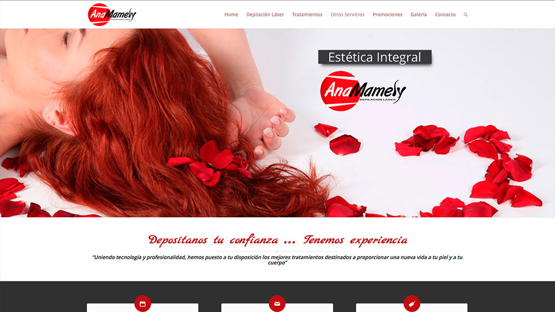 Anamamely Web