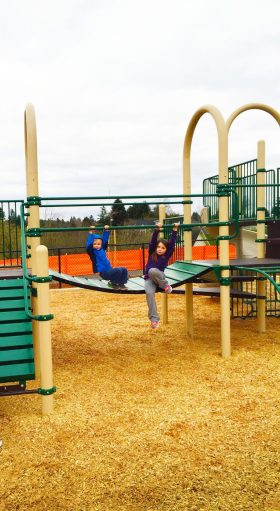 Hood View Park Playground