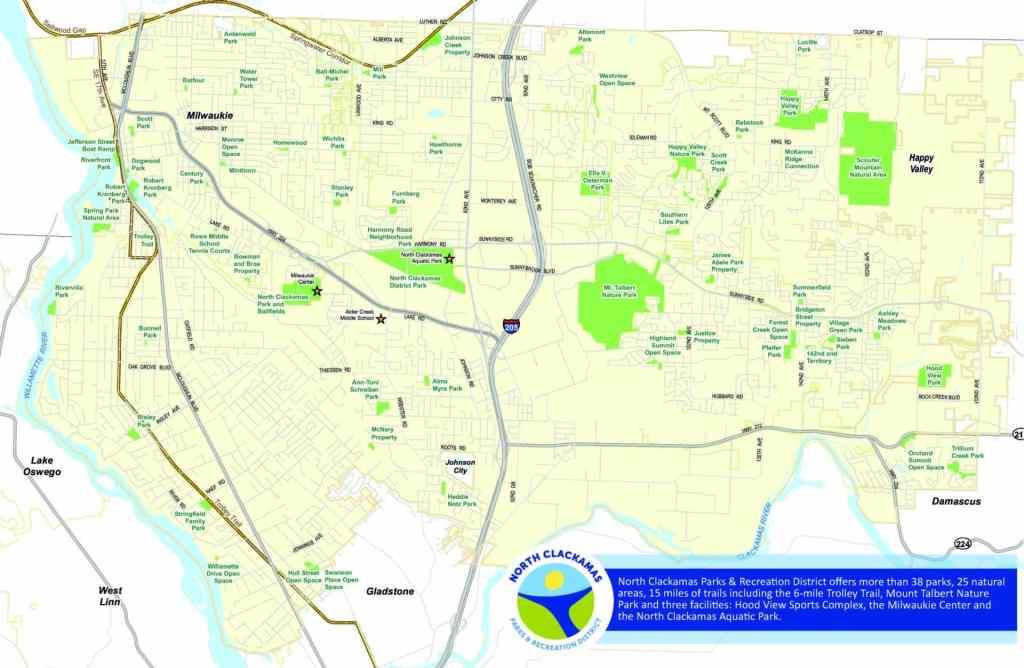 NCPRD Map