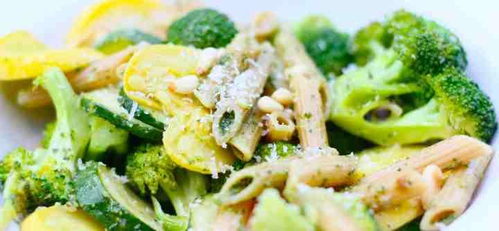 """""""Which is Healthier: Vegetarian or Omnivore?"""" Photo credit: Hannah Feiten"""
