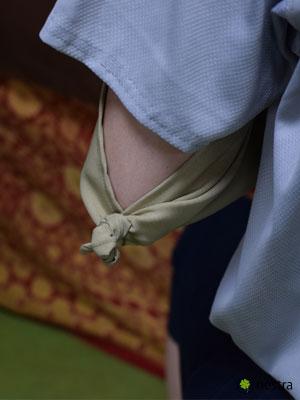 三角巾-巻き方7