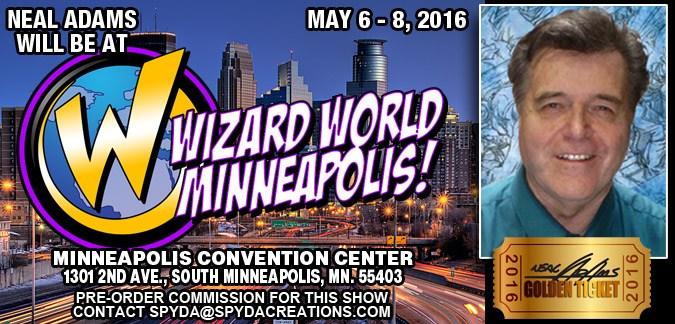 Wizard World Minneapolis