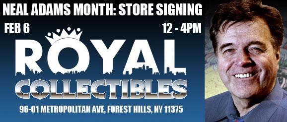 RoyalStoreSigningfeat