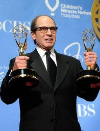 Harry Friedman, Writer and television producer, multiple Emmy winner, Omaha, NE.