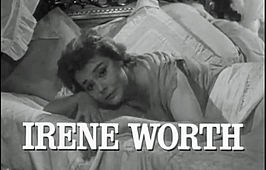 Irene Worth, actress, born in Fairbury, NE.