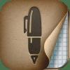 iPadの手書きメモアプリでかんたんイラスト作りにチャレンジ「Penultimate」編