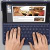ロジクール CREATE | iPad Pro 9.7インチ対応 Apple Pencilを収納できるバックライト付きキーボードケース