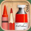 Art Set – Pro Edition   アナログ画材好きにはたまらないお絵描きセットアプリにプロバージョン新登場