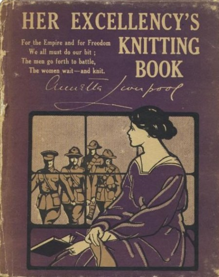 knitting-book NZ