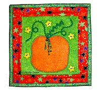 Designed, stitched, and photographed by Phyllis Dobbs