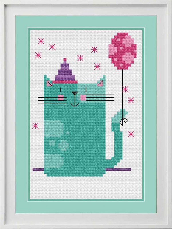 cross-stitch-birthday-cat