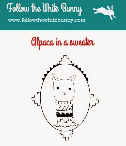 alpacainasweater