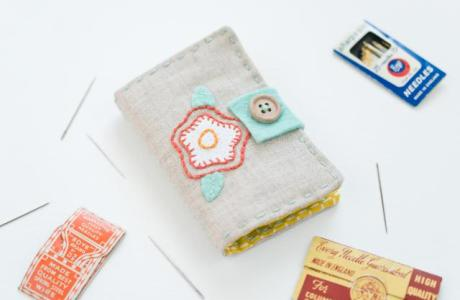 DIY Needle Book Project