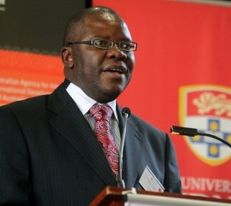 Tendai Biti spoke to Reuters late on Thursday during a visit to the University of Manchester