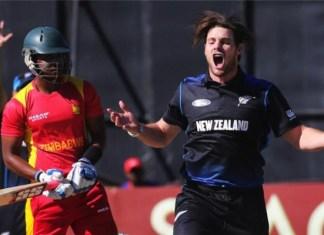 New Zealand thump Zimbabwe to level ODI series