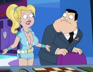 american dad steve smith