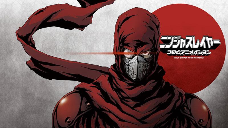 Lagu Ending ke-15 Ninja Slayer Akan Dibawakan Oleh TK from Ling Tosite Sigure!