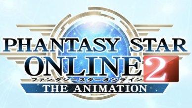 anime phantasy star online