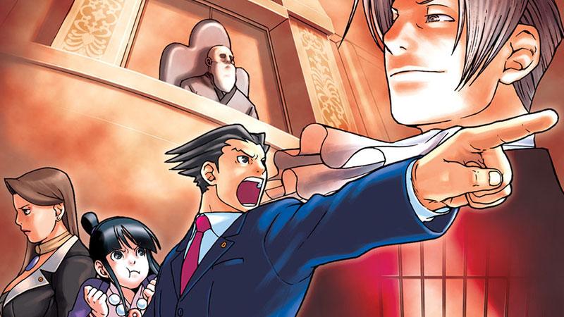 ace attorney anime