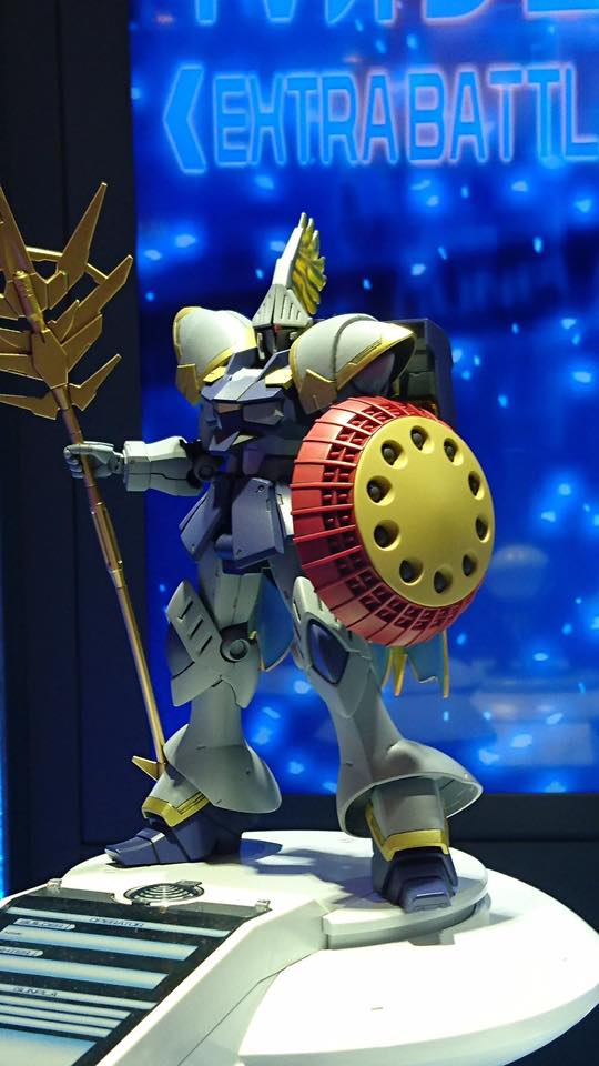 Gundam Build Fighters Try new