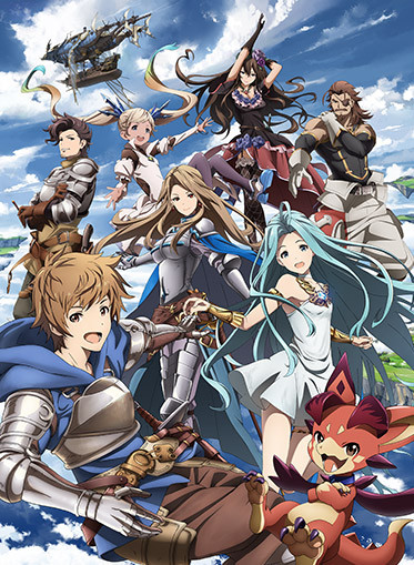 Granblue Fantasy anime