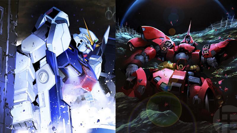 Gundam Twilight Axis, Anime Baru Gundam Yang Siap Tayang di Bulan Juni 2017!