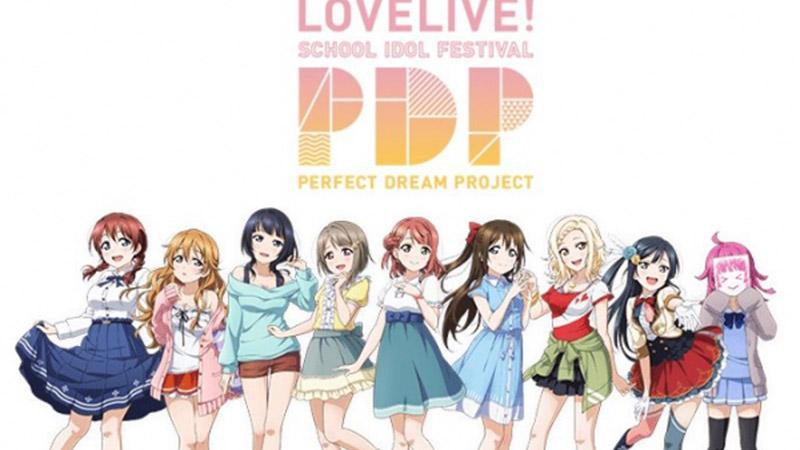 Visual Terbaru Love Live Perfect Dream Project dan Profil Membernya Akhirnya Dirilis!
