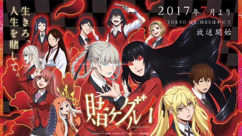 Anime Kakegurui Akan Berakhir Dengan Ending Original