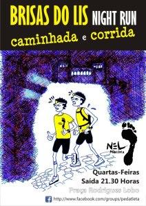 139º Brisas do Lis Night Run! @ Praça Rodrigues Lobo | Leiria | Distrito de Leiria | Portugal