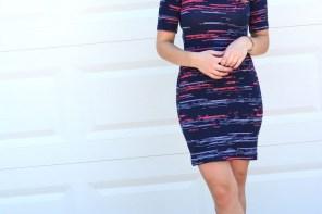 Electra Mini Dress
